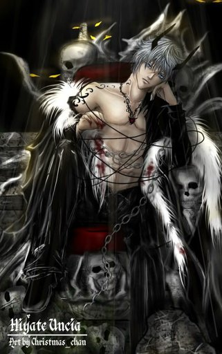 Male Anime Demon : anime, demon, Image:, Anime, Demons, Would, Rather, Demon, Angel, Amino