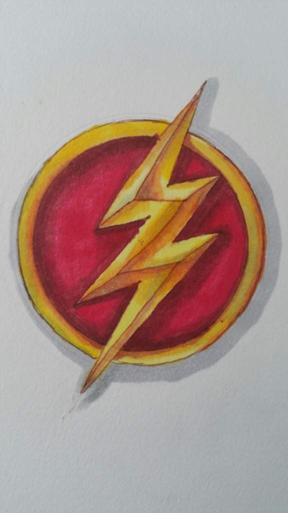Flash Logo Drawing : flash, drawing, Flash, Drawing