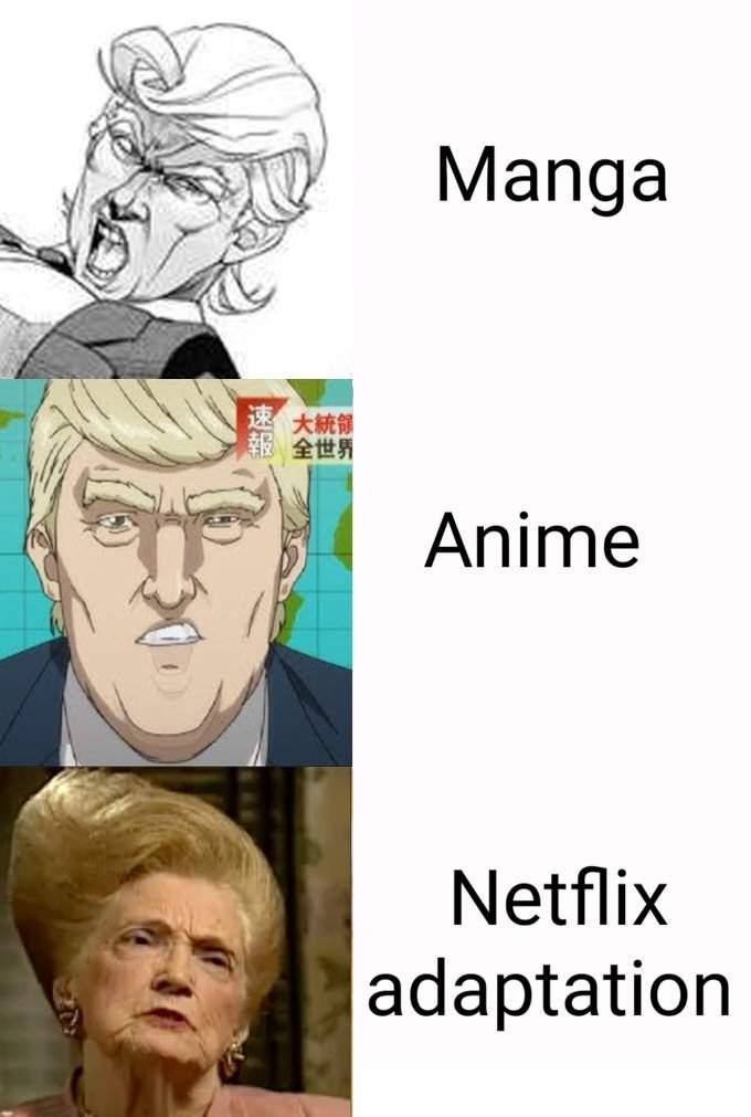 Manga Anime Netflix Adaptation : manga, anime, netflix, adaptation, Manga-Anime-Netflix, Adaptation, Anime, Amino