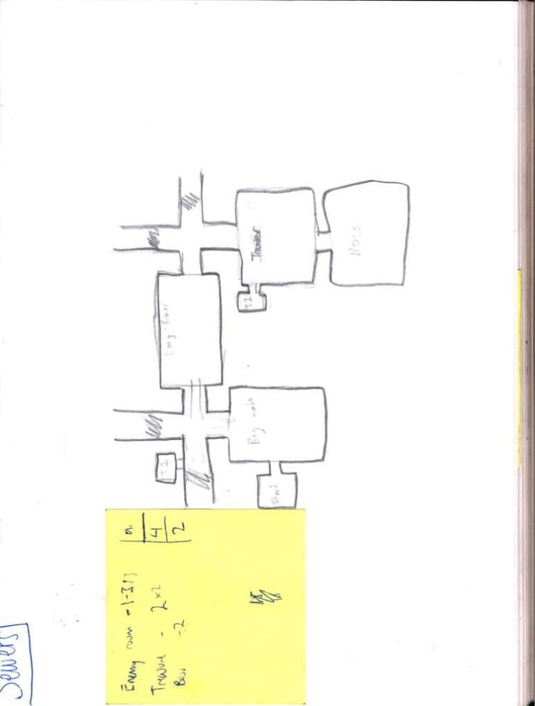 Game Dev Challenge Level Design 1