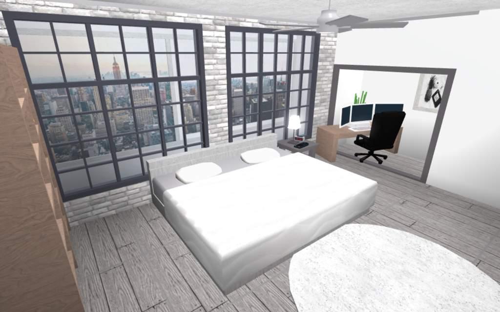 Bedroom Ideas 1 Bloxburg Roblox Amino