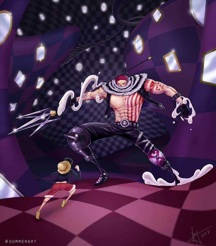 25/02/2020· after using this gear luffy is very hungry and he needs rest, due to obvious reasons. One Piece Wallpaper: One Piece Luffy Vs Katakuri Ost