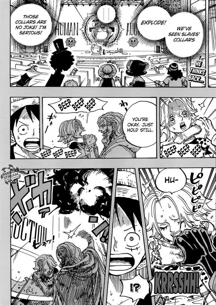 One Piece 947 Spoilers : piece, spoilers, Piece, Chapter, Queens, Gamble, Analysis, Amino