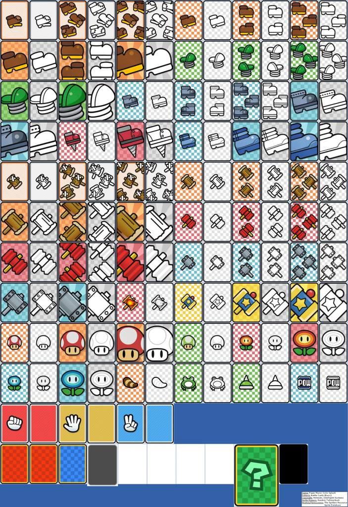 Paper Mario Color Splash Map : paper, mario, color, splash, About, Paper, Mario:, Color, Splash, Mario, Amino