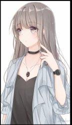 Cute anime girls wearing hoodie Anime Amino