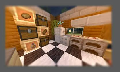 How to build a Kitchen Minecraft Amino