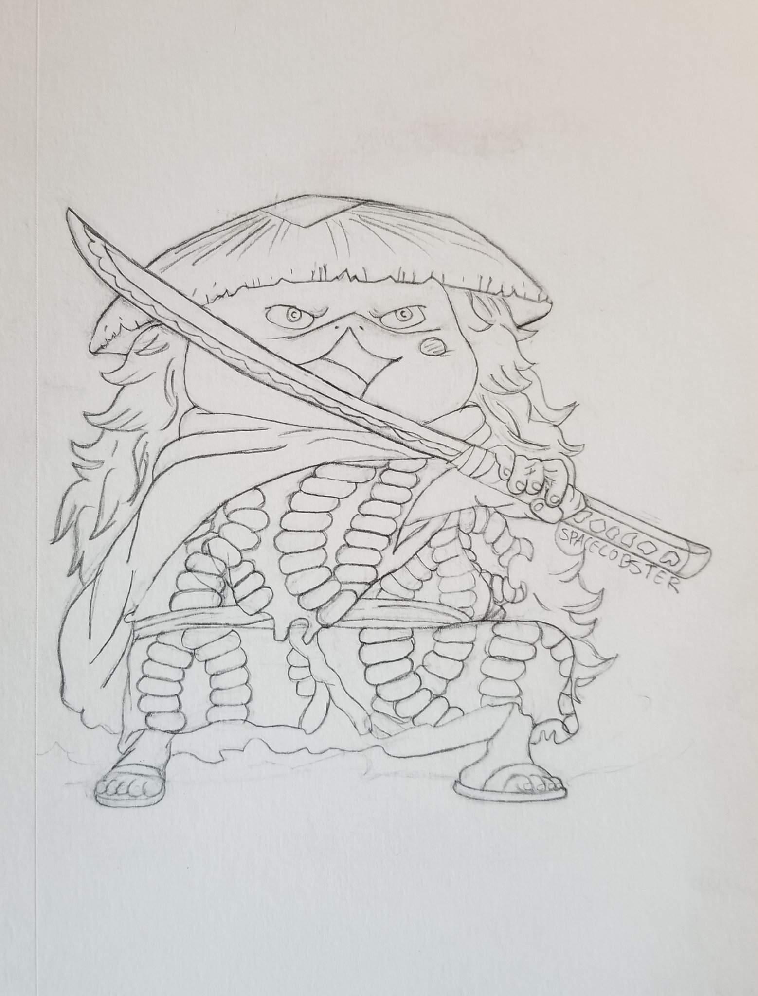 One Piece 952 Spoiler : piece, spoiler, Kawamatsu, Watercolor, SPOILERS, Piece, Amino