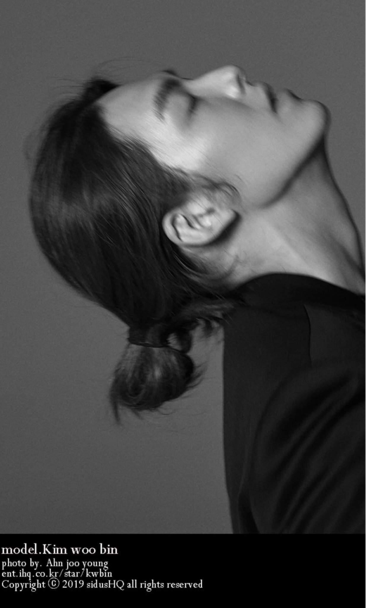 Kim Woo Bin Long Hair : Shows, Shockingly, Pictorial, K-Drama, Amino