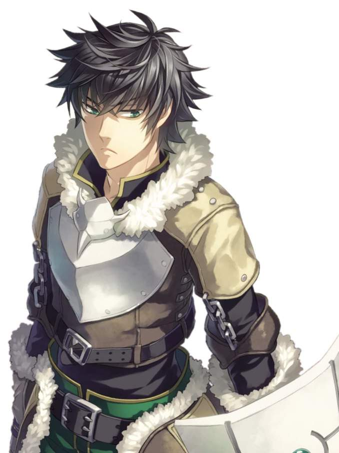 is naofumi the strongest character in the series?   Rising Shield Hero Amino