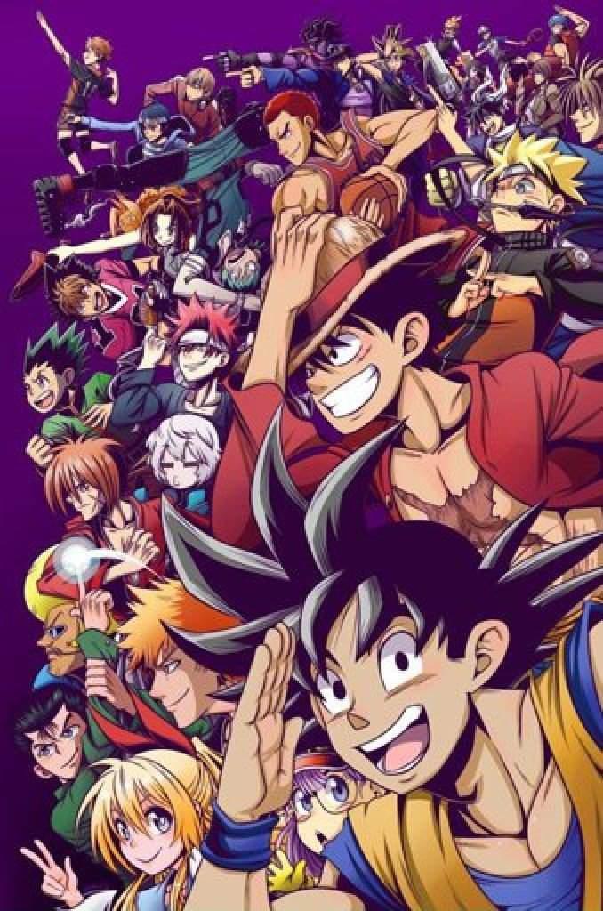 All Anime Characters Wallpaper : anime, characters, wallpaper, Amazing, Wallpaper, Great, Anime, Characters.👌😀, Amino