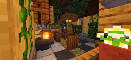 Medieval interior Minecraft Amino