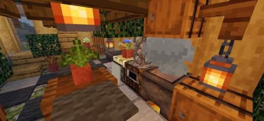 Medieval interior 🌼 Minecraft Amino