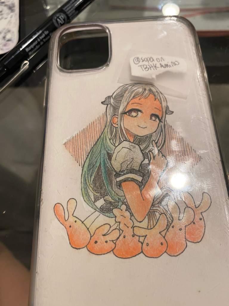 Costume nene nene,lilliween,anime, costumes accessories,yashiro,hanako,30,costume,cos. yashiro nene phone case | Toilet Bound Hanako-Kun Amino