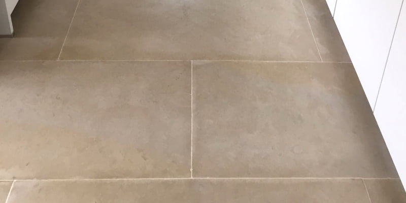 rescuing a limestone floor pmac