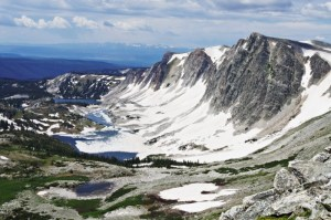 from Medicine Bow