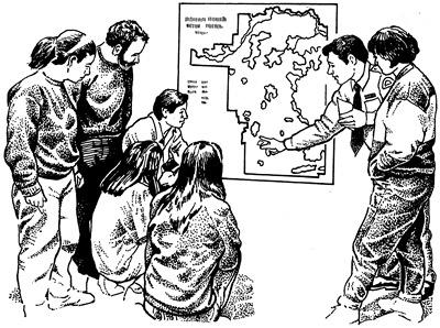 map-study