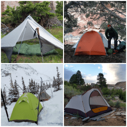 Top Ten Backpacking Shelters Of All Time