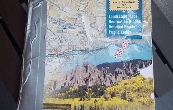 Benchmark Road & Recreation Atlas