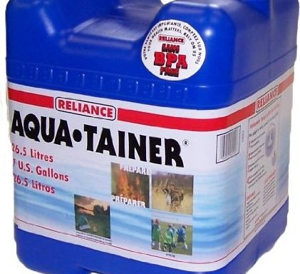Reliance Seven Gallon Water Jug
