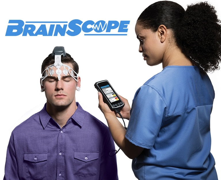 BrainScope One | Concussion Scans in Andover & Lawrence MA