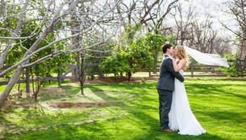 The Venue At The Grove | Phoenix, AZ | Lindsay & Kyle  Lindsay and Kyle got married at The Venue at the Grove in Phoenix. They wanted a bohemian romantic feel for their wedding, and Venue at the Grove delivered! The winter pecan trees and fruitful orange trees were the perfect backdrop for their day. Their day started with the guys getting…
