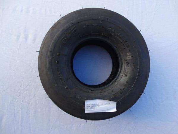 Main Wheel Tyres