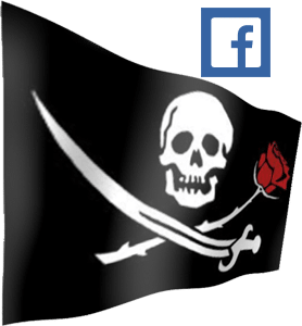 Jolly Roger on Facebook