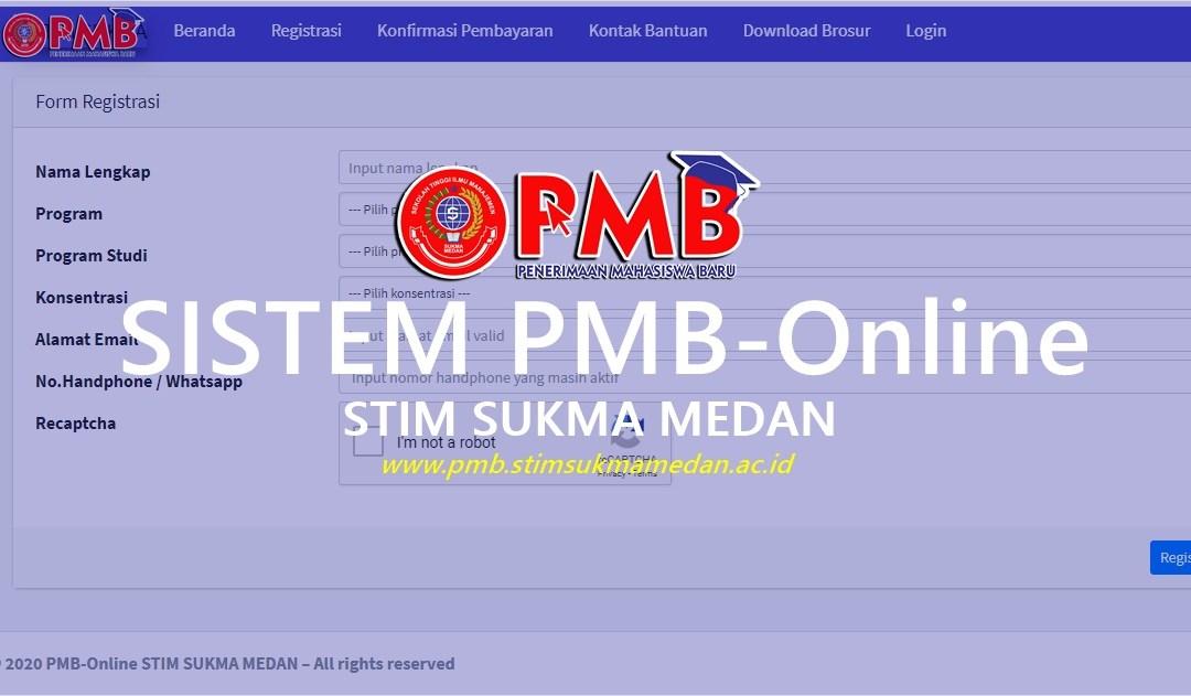 pmb online stim sukma medan