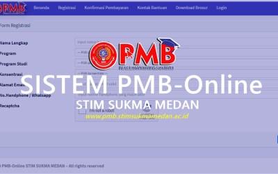 Mudahnya Daftar Online Mahasiswa Baru di STIM SUKMA Medan