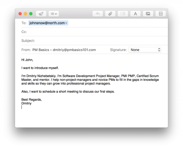 How to Write Project Management Emails that Solve Problems (13 Rules)
