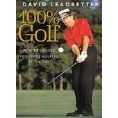 100 Per Cent Golf de David Leadbetter
