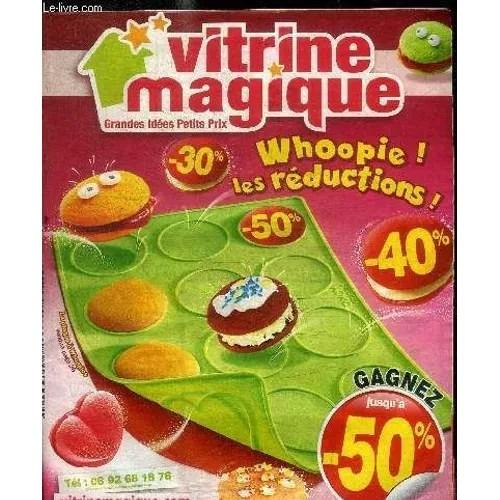 Catalogue  Vitrine Magique Grandes Idees Petits Prix 30062014  Whoopie Les Reductions de
