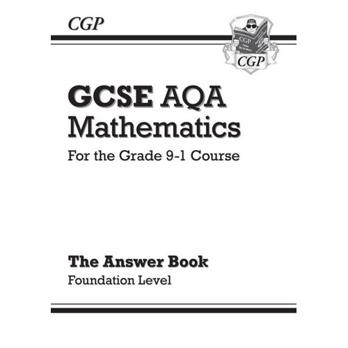 New Gcse Maths Aqa Answers For Workbook