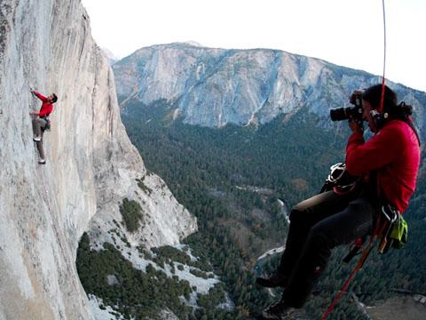 Beautiful Fall Scenery Wallpapers Capturing Yosemite S Superclimbers