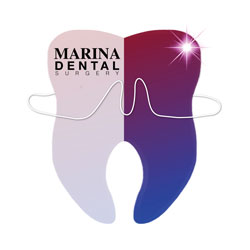 marina_dental_logo