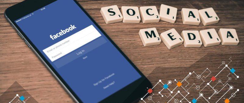 Media sociaux Facebook