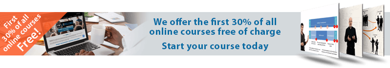 30% off all online courses