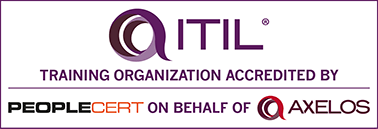 ITIL Accredited