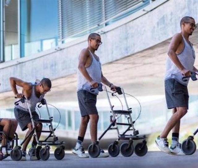 Wheelchair Bound Men Walk Again After Spinal Implant
