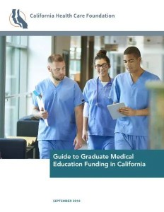 Guide to Graduate Medical Education Funding