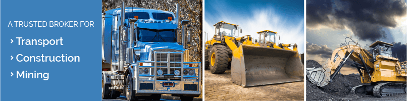 A Trusted Broker For: Transport Construction Mining