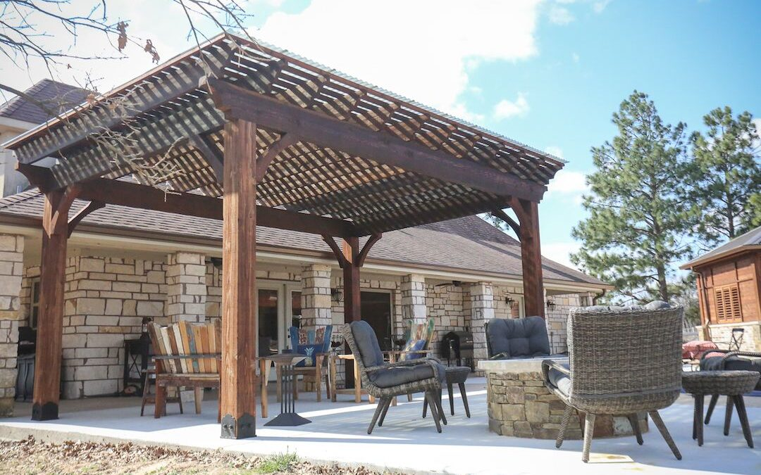 pergola okc want to have a great