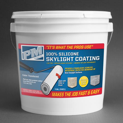 100% SIlicone Skylight Coating