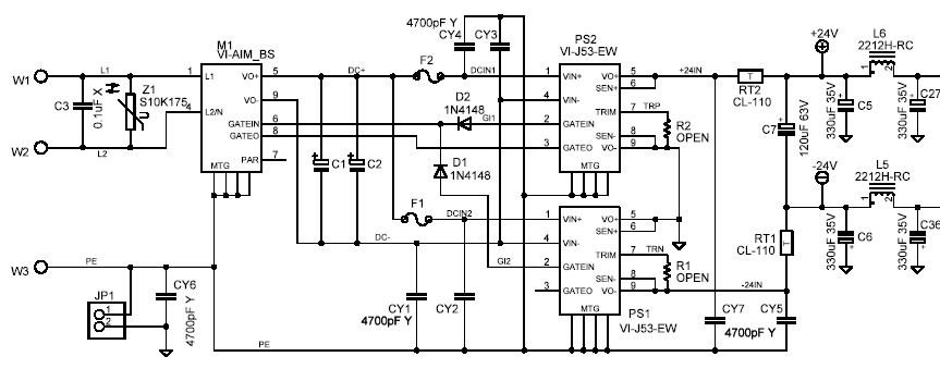 Glowing Hybrid Amp