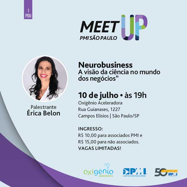 Meet Up #02 - Neurobusiness