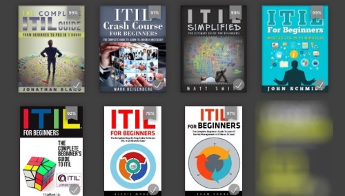 7 ITIL books for beginners