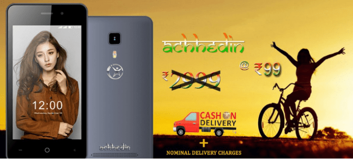 Buy Namotel Acche Din Rs 99 Phone