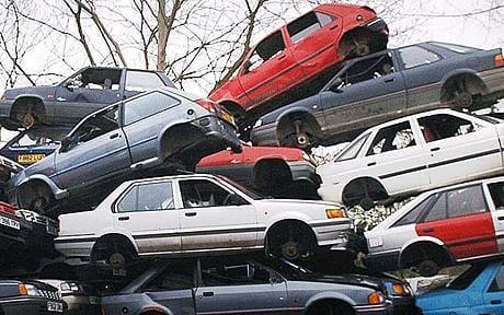Vehicle Swap Scheme