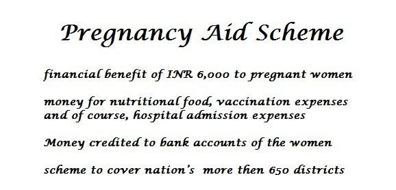 Apply for Rs 6000 Pregnancy Aid Yojana Scheme by PM Modi