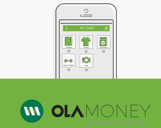 All About Ola Money Mobile e Wallet Payment app
